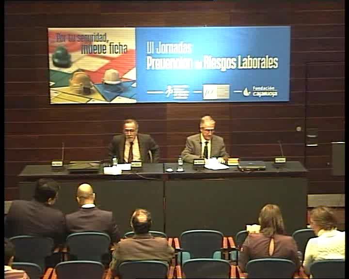 PRL - VI Jornadas - Pere Navarro