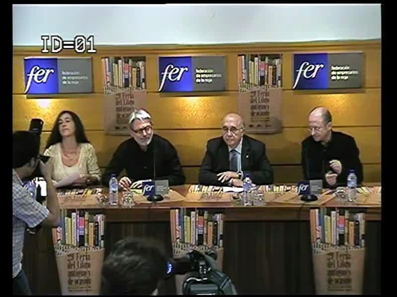 Rueda de Prensa - Feria del Libro
