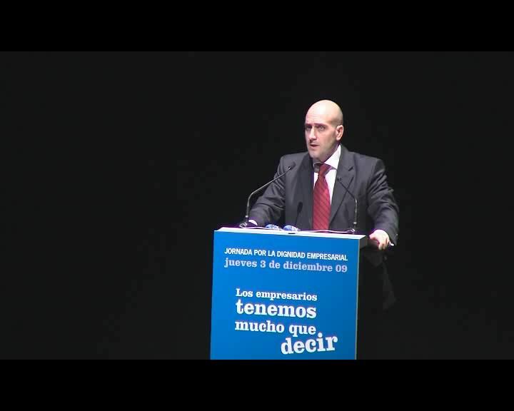 Acto Día 3 de diciembre - 3. Intervención D. Emilio Abel de la Cruz