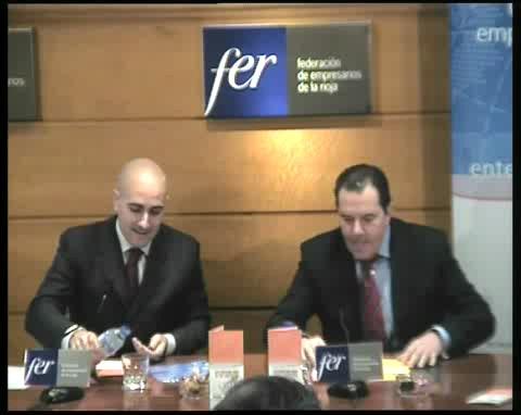 Rueda de Prensa - Presentación web de la Red Europea de Empresa