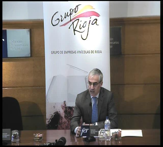 Rueda de Prensa - Grupo Rioja