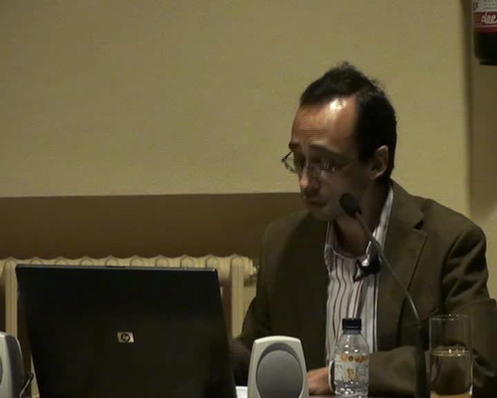 Jornada - La SGAE:¿gestión de derechos de autor o abusos contra la empresa? parte 2
