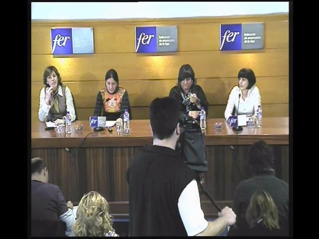 Rueda de Prensa - Valoración y situación de las guarderías y centros de educación infantil de La Rioja